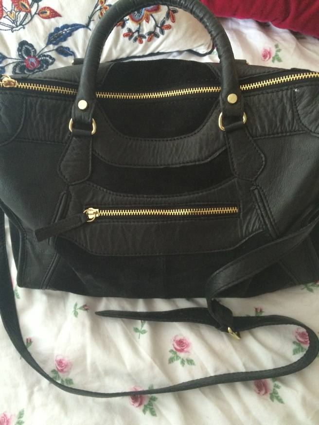 My bag is from Topshop!